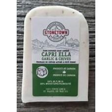Stonetown Artisan Cheese - Capri Ella Garlic & Chives (goat) (per 100g)