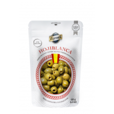 Olives Dumet  - Hojiblanca Green (150g pouch)