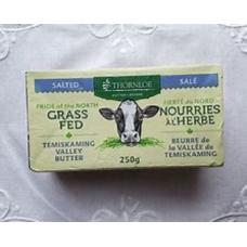 Thornloe- Grass Fed Butter (per 1/2 lb)
