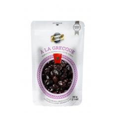 Dumet Olives - A la Grecque (200 g pouch)